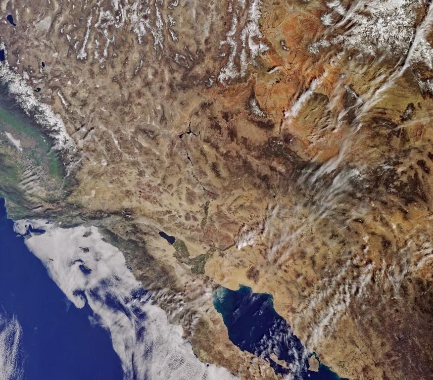 Pierwsze zdjęcia z satelity Sentinel-3A