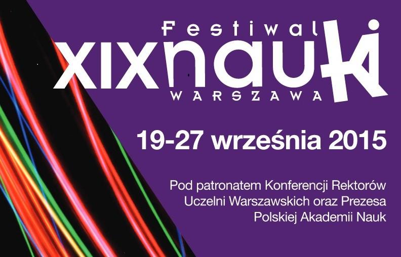 XIX Festiwal Nauki
