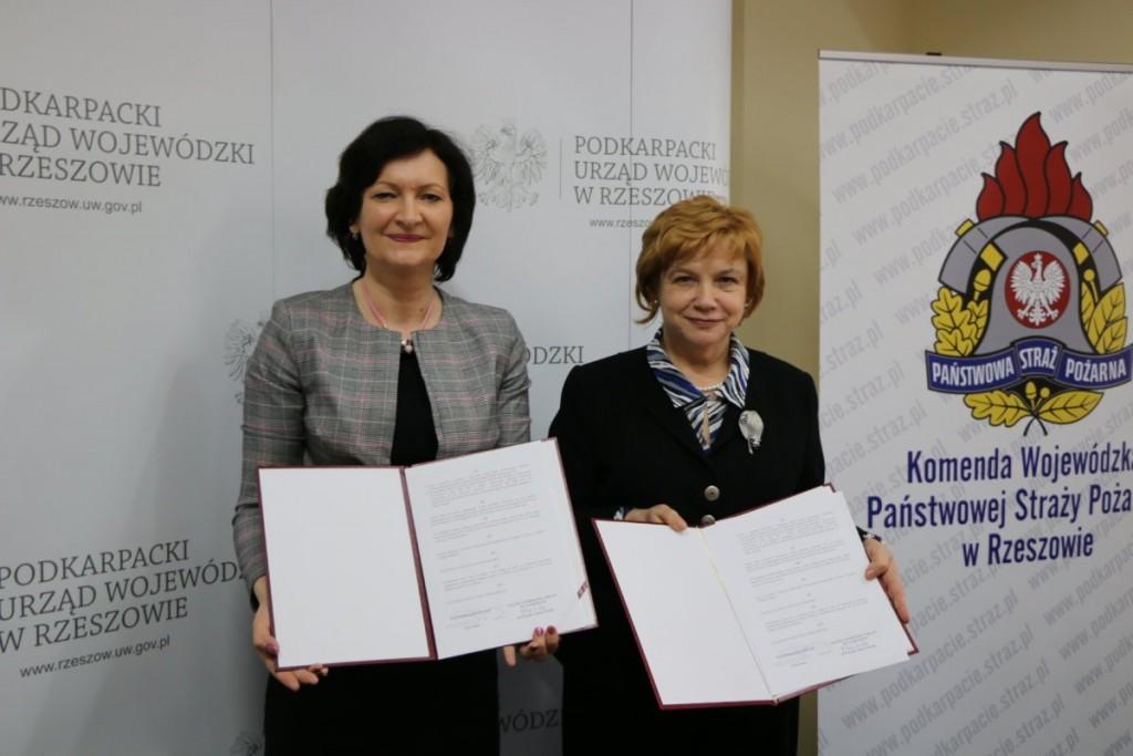 Porozumienie województwa podkarpackiego z CBK PAN